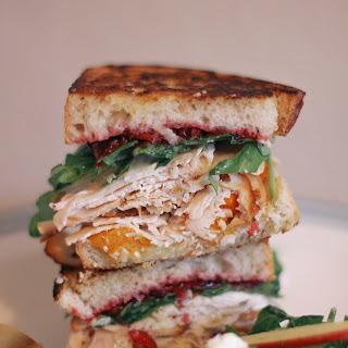 The World's Best Turkey Sandwich.