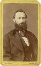 Photo: Brukseier H. C. Hansen år 1873
