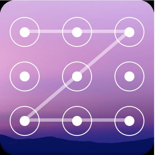 Android N - Applock Theme