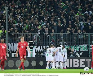 Bundesliga : Mönchengladbach surprend Leipzig