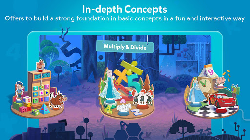 BYJU'S : Disney u2022 BYJU'S Early Learn 1.1.1 screenshots 1