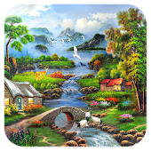 Landscape Oil Painting Jigsaw