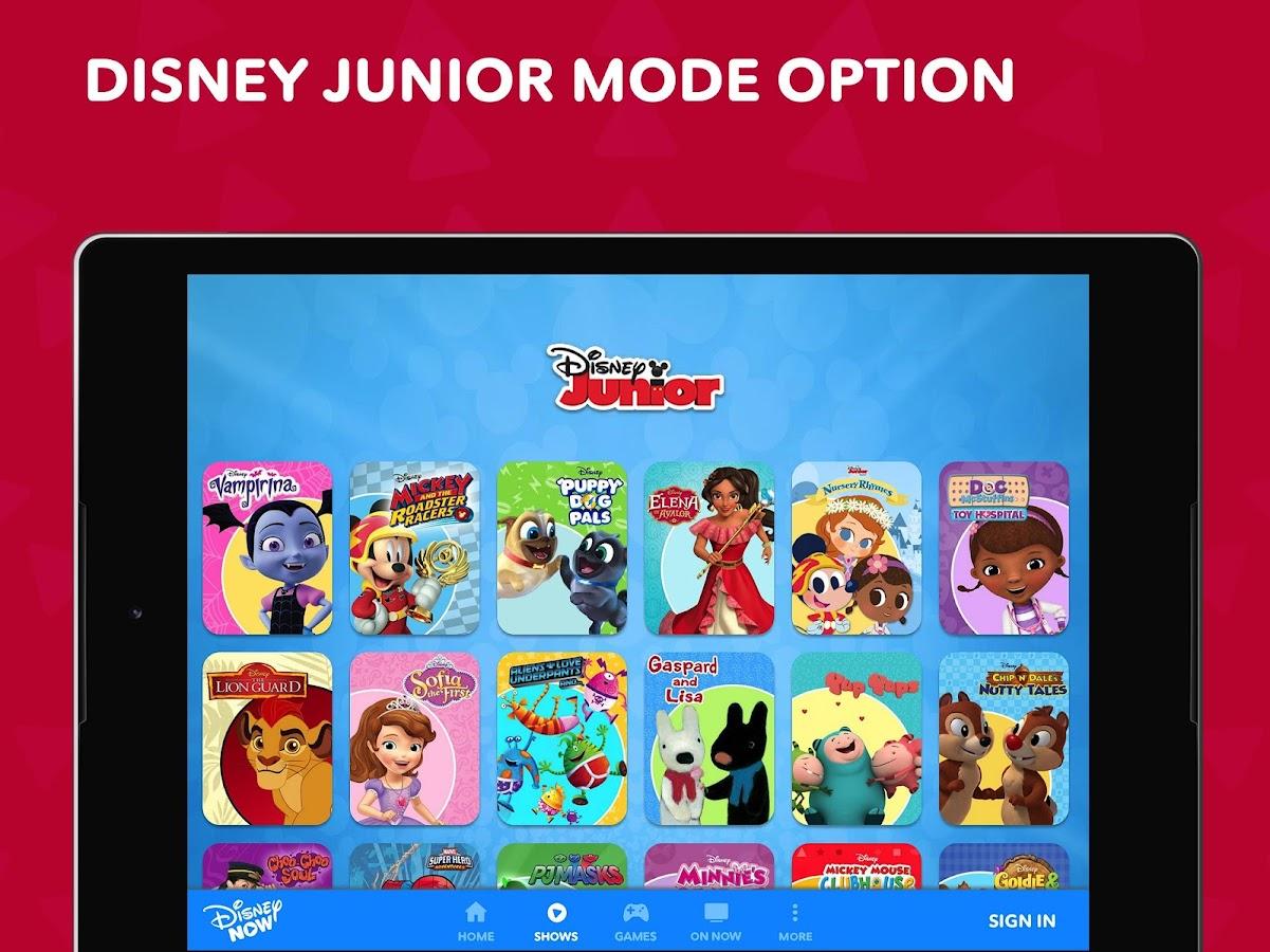 Disney Spiele App