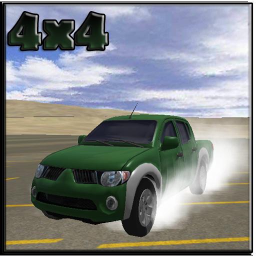 俄罗斯SUV的四轮驱动车 賽車遊戲 App LOGO-硬是要APP