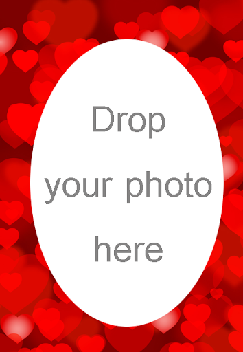 free valentines day frames