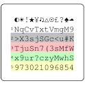 PasswordCard icon