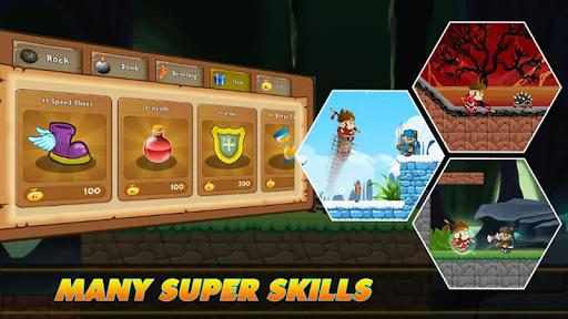 Télécharger Gratuit Mighty Monk Fighter - The Jungle Adventure APK MOD (Astuce) screenshots 3