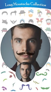 Hairstyle for Men, Beard And Mustache Photo Editor - náhled