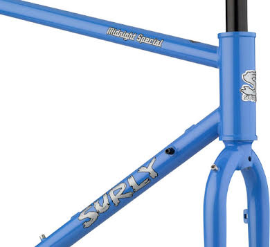 Surly Midnight Special Frameset - 650b, Perry Winkle's Sparkle alternate image 1