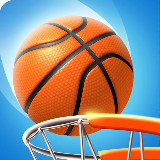 Basketball Tournament - Free Throw Game Icon