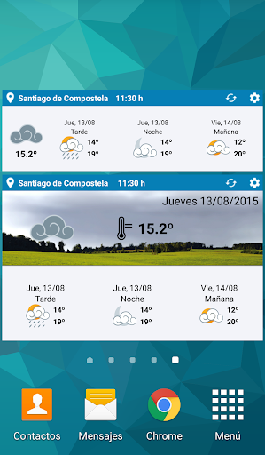 MeteoGalicia  screenshots 8