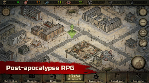 Day R Survival u2013 Apocalypse, Lone Survivor and RPG 1.620 screenshots 1