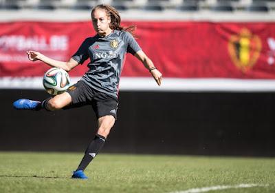 Tessa Wullaert élue joueuse de la semaine