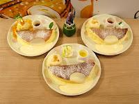 woosaパンケーキ 屋莎鬆餅屋 台南新天地店