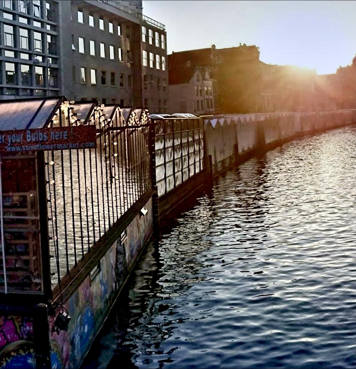 Canali Amsterdam di Max1962