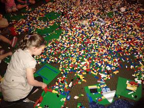Photo: PILE OF LEGO OMG