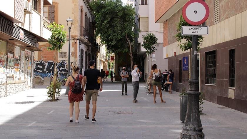 Almería sigue entre las provincias andaluzas con menor incidencia del coronavirus.