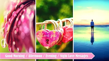 Best Morning Noon Night Love Messages Sweetheart