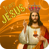 Lord Jesus Photo Frame