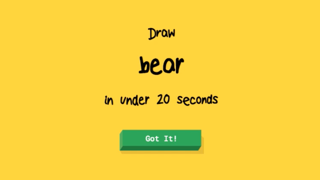 Quick, Draw! by Google Creative Lab | Experiments with Google