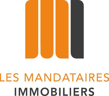 Logo de LES MANDATAIRES IMMOBILIERS-Angers