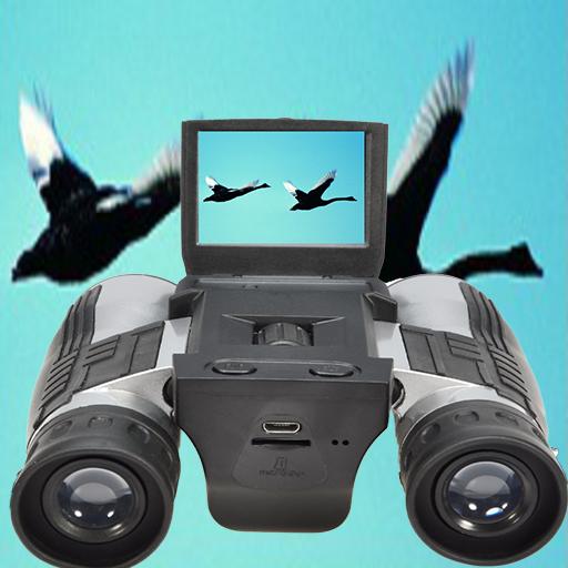 Binoculars Camera Free