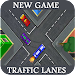 Traffic Lanes icon