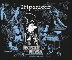 Logo of B.O.M. Triporteur Special Roast Rosie Rosa