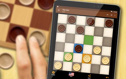 Checkers - strategy board game 1.80.0 screenshots 9