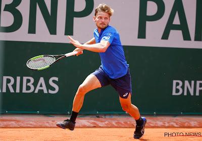 Goffin roemloos uitgeschakeld door toptalent in eerste ronde op Roland Garros