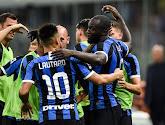 Lautaro Martinez (Inter Milan) dit que Romelu Lukaku est un attaquant aux caractéristiques incroyables