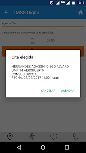 IMSS Digital- screenshot thumbnail
