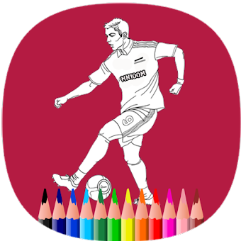 Baixar Football Coloring Books - World Russia 2018