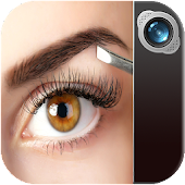Eyebrow Editor Photo Studio
