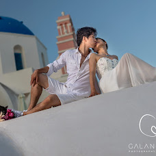 Wedding photographer Giorgos Galanopoulos (galanopoulos). Photo of 24.11.2016