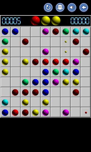 Lines 98 - Color Lines  screenshots 5