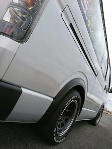 レジアスエースバン DXのホイールのカスタム事例画像 MDさんの2019年01月06日13:26の投稿