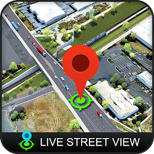Street View Live – Satellite Earth Map Navigation