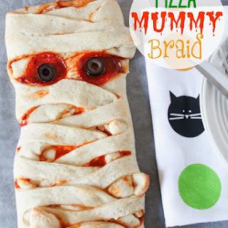 Pizza Mummy Braid.