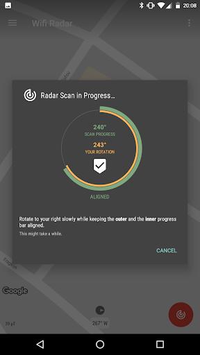 Wifi Radar screenshot 4