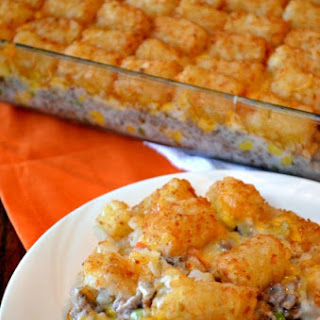 Tater Tot Vegetable Casserole