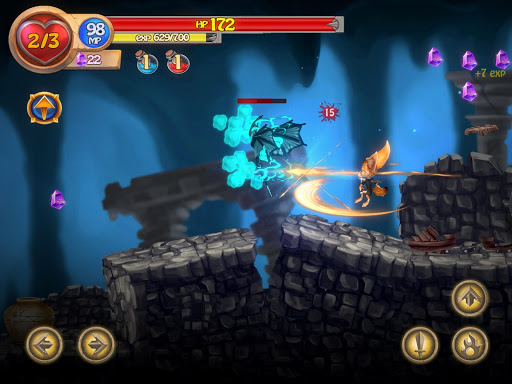 Fin & Ancient Mystery Mod Full Đá Quý
