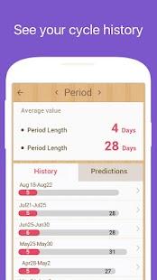 Download Period Tracker, My Calendar For PC Windows and Mac apk screenshot 5