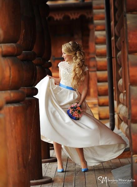 Wedding photographer Sergey Minnigalin (nextshot). Photo of 29.09.2016