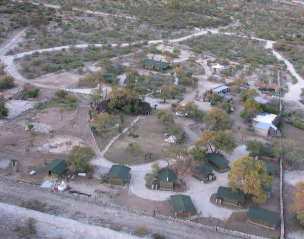 Tucsin Tsumkwe Lodge