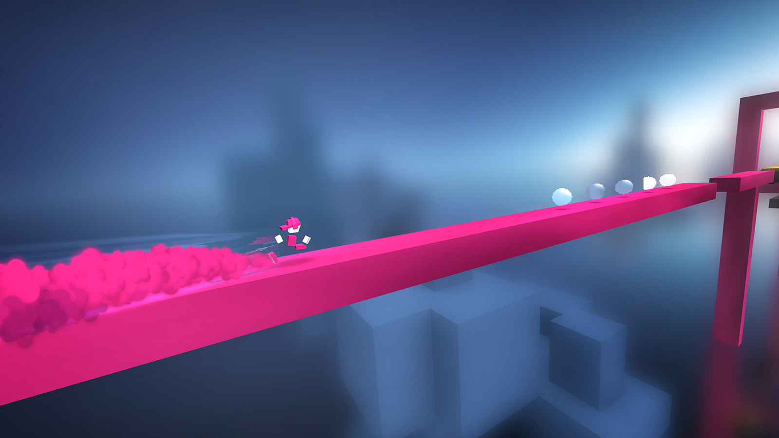 Chameleon Run- screenshot