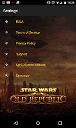 The Old Republic™ Security Key APK screenshot thumbnail 3