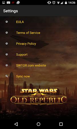 The Old Republic Security Key 1.0.1 screenshot 54940