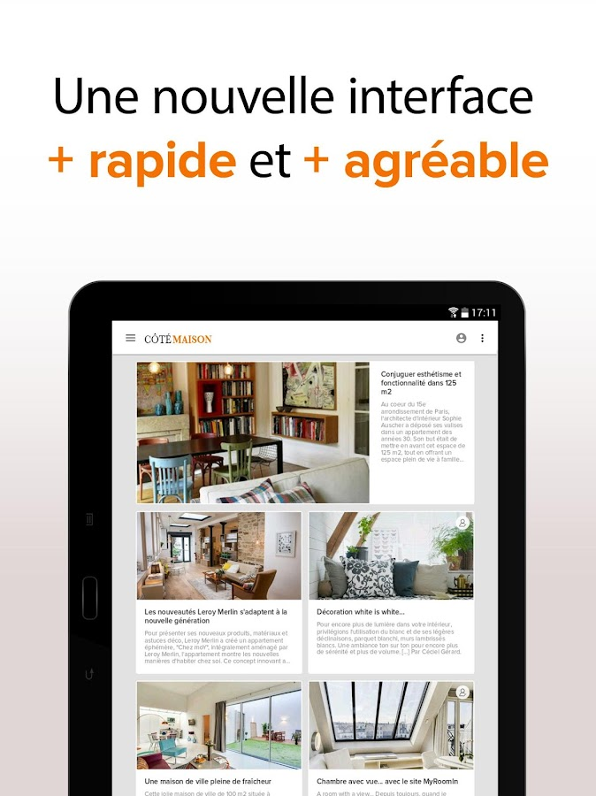 Côté Maison : déco & design- screenshot