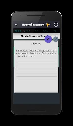 Ghost Hunter Tools screenshot 4